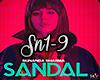 A: Sandle M/F