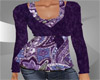 Sweater n T ~ Purple