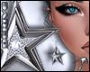 T-Star Earrings