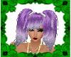 BSU Purple Shade Hair