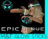 EPIC  VENUE GLOW STICKS