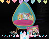 Baby Unicorns Egg Chair