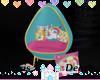 Baby Unicorns Egg Chair