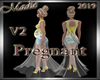 !a Prego Lace Gown V2