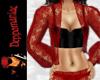 Madina Jacket RED