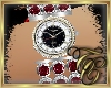 TC~ Ruby Diamond Watch