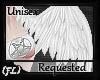 {FL}FeatherDrag White