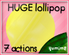 [Y] Lollipop ~ Pineapple
