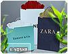 `K Shopping Bags