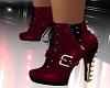 spiked high heels