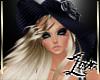 Vintage Spring Hat Blond