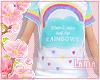. Kids Rainbow Tee