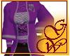 GW Sport Robes-Long-Prpl