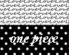 Black one-piece