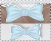 M✿R - Bow Blue<3