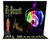 {CJ}DJBENNETT Radio Card
