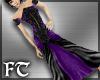 Designer Dress (Bla,Pur)