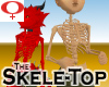 Skele-Top -Womens