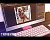 HER Computer Desk