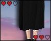 mood long skirt black