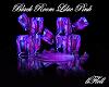 Room Black Lilac Pink