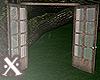 [X] Vintage Door