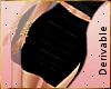 Falda Negra Rl