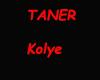 Taner Kolye