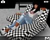 ✌ Checker Chair
