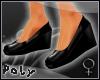 Wedge Heels .f. [black]