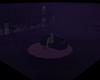 purple smoke room