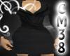 [C]Eleganca Black Dress