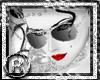 (RN) Black&White  Glasse
