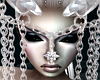 Ice Queen Head Dress
