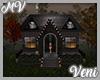 *MV* Halloween House