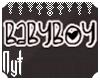 :N: BabyBoy Andro TShirt
