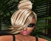 Updoo blonde highlights
