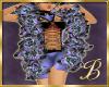 Burlesque PB feather boa