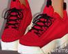 Baby Red Kicks
