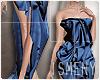 [Is] Satin Sheet Blue