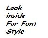 Font Style 5