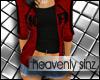 [HS] Red Sin Hoody