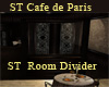 ST PARIS ROOM DIVIDER