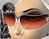 rD AW glasses blk/orange