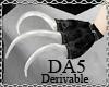 (A) Paw Claw Female