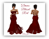 Diana Blood Red