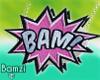 .B. BAM! Bag