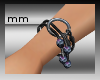 mm corded bracelet