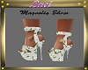 ~L~Magnolia Sandals