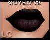 LC Quyen Velvet Black